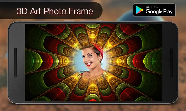 3D Art Photo Frame Landscape apk screenshot