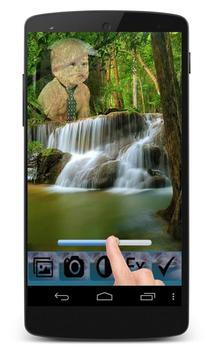 Waterfall Photo Frames screenshot 4