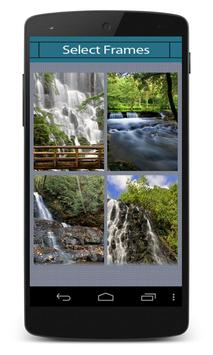 Waterfall Photo Frames screenshot 6