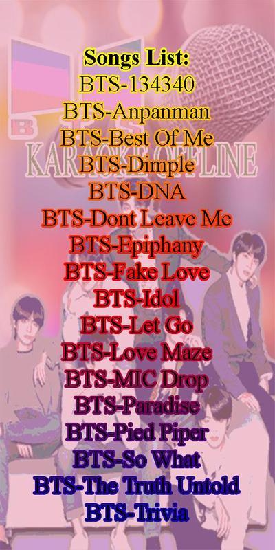Best Bts Songs For Karaoke