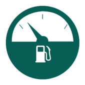 Mileage Calculator - Fuel & Insurance Manager icon