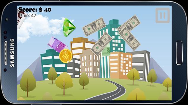 Collect Money apk screenshot