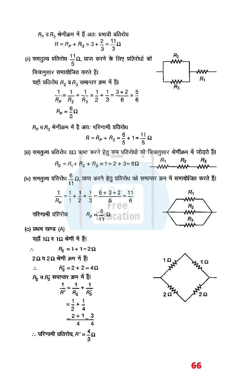 12th Class Physics Solution in hindi Part-1 for Android