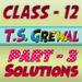 Account Class-12 Solutions (TS Grewal Vol-3) 2018