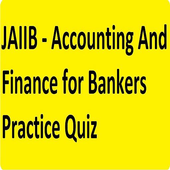 JAIIB-Accounting Quiz icon