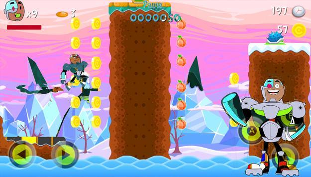Jungle Titans Adventures Go! screenshot 6