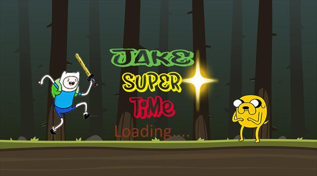 Jake Time Adventurs apk screenshot