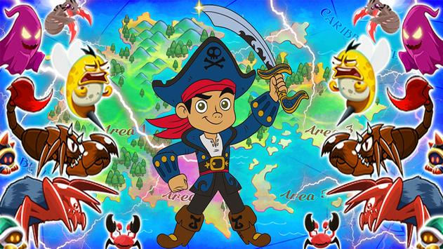 Jake the Pirate Boy Adventures poster