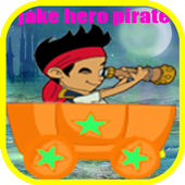 super jake hero pirate icon