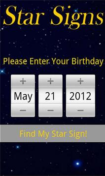Star Signs poster