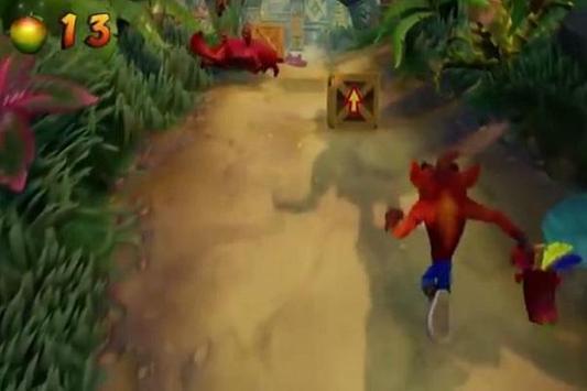 Cheat Crash Bandicoot apk screenshot