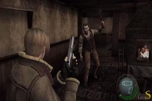 New Resident Evil 4 Trick apk screenshot
