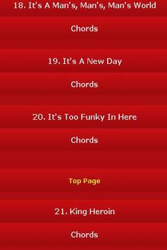 All Songs of James Brown apk screenshot