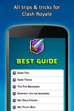 Cheats For Clash Royale -Guide screenshot 2