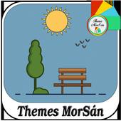 « Minimalist Day » Xperia™ Theme icon