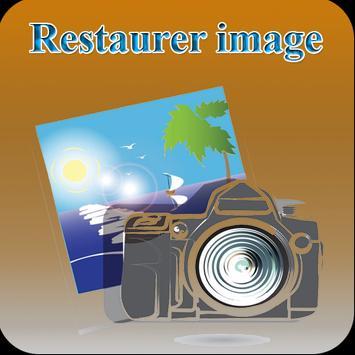 Restaurer image apk screenshot