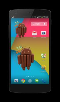 KitKat Clock Widget screenshot 3