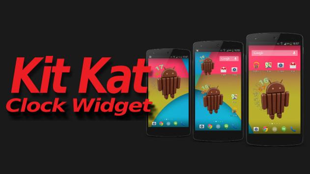 KitKat Clock Widget screenshot 7