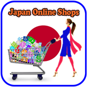 Japan Online Shopping Sites - Online Store Japan icon