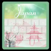 Japan Theme Cute Keyboard icon