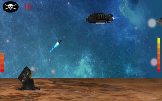 Cannon Attack screenshot 1