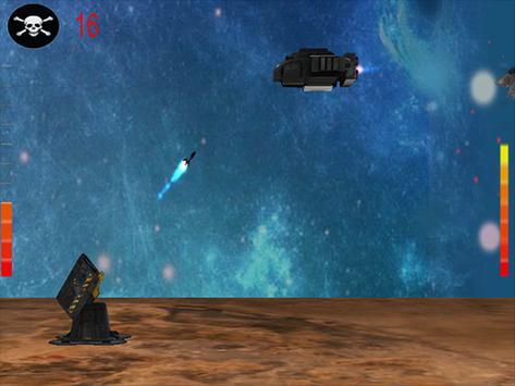 Cannon Attack screenshot 2