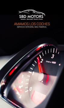 SBD Motors poster
