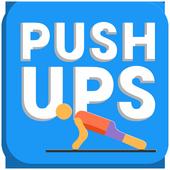 Push Up Challenge icon