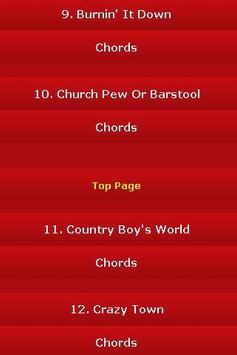 All Songs of Jason Aldean screenshot 1