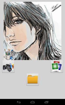 Photo Editing Sketch Plus apk screenshot