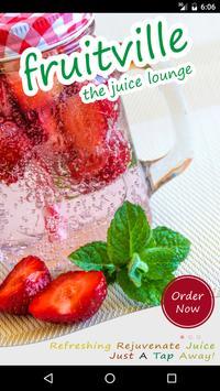 Fruitville - Food Delivery poster