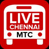 LiveChennai MTC icon