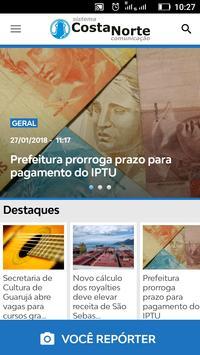 Jornal Costa Norte poster