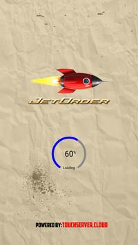 JetOrder poster