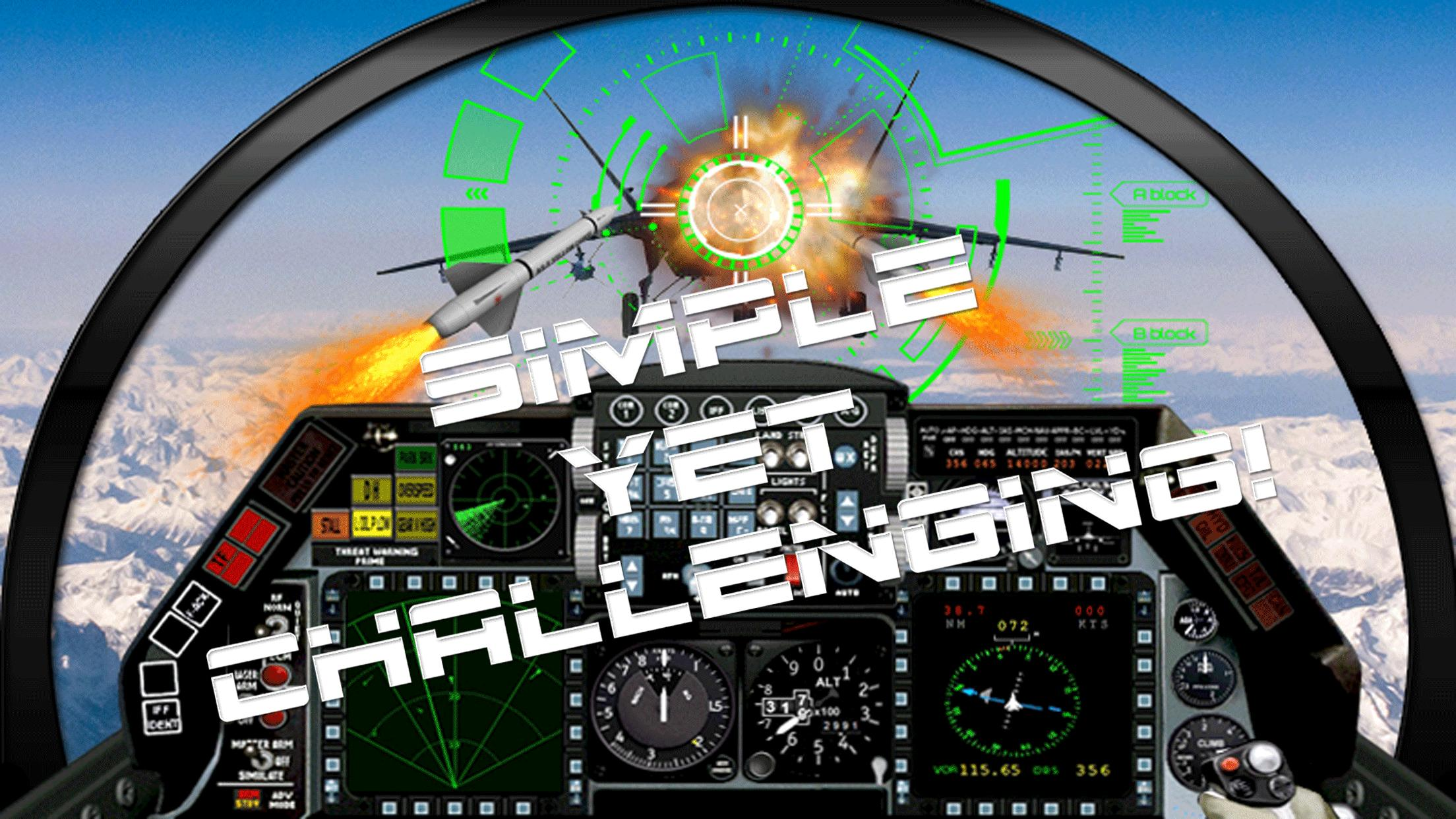 Fighter Jet Simulation for Android - APK Download