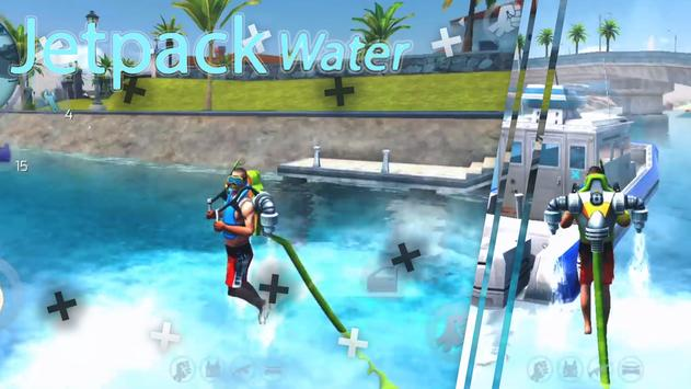 Water Jetpack 3D: flying Speed Racing スクリーンショット 6
