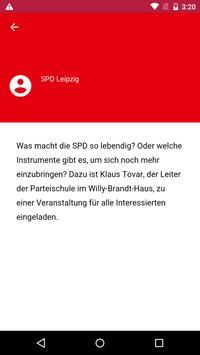 SPD App (Unreleased) screenshot 1