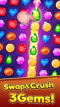Jewel Blast Free screenshot 7