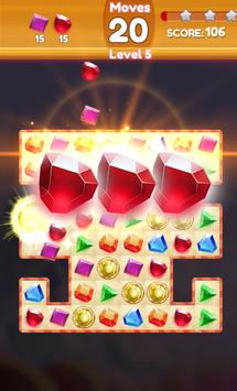Jewels Match: Match 3 Puzzle game poster