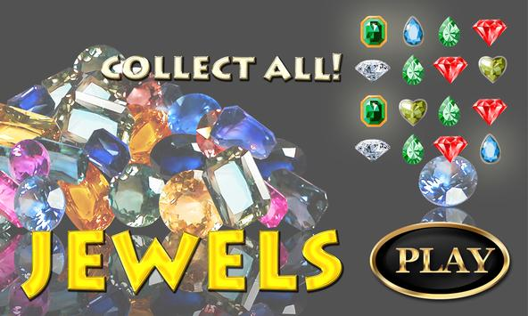 Jewels screenshot 1