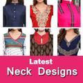Churidar Neck Designs
