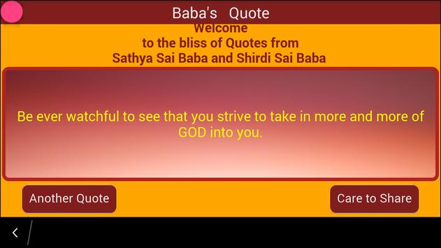 Baba Quotes apk screenshot