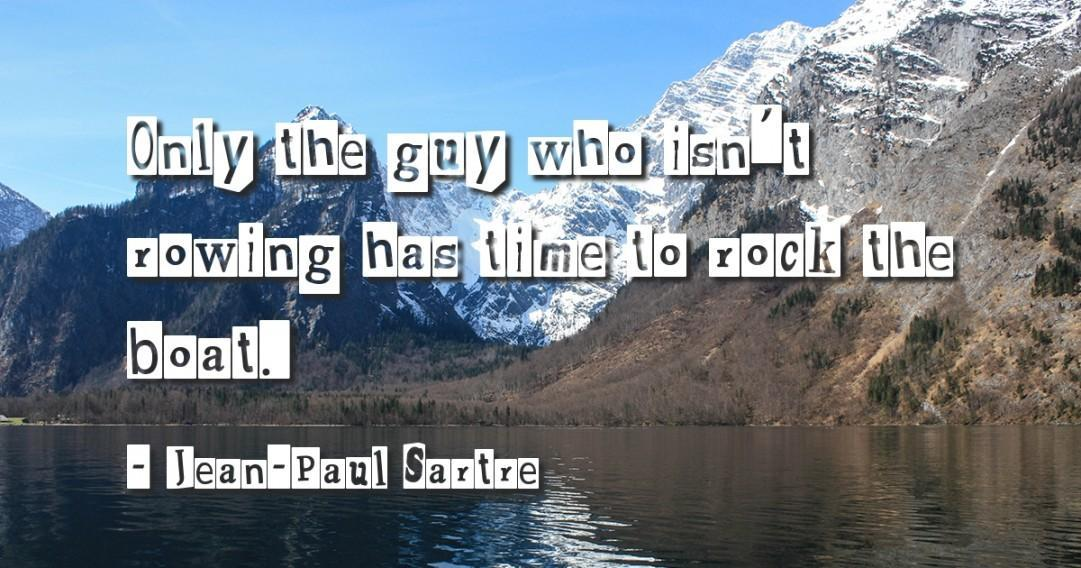 Jean Paul Sartre Quotes for Android - APK Download