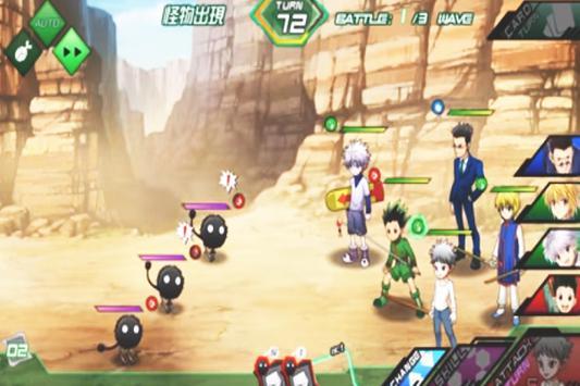 Pro Hunter x Hunter Cheat screenshot 4