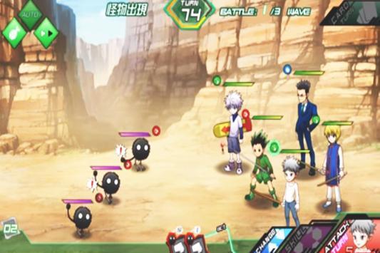 Pro Hunter x Hunter Cheat screenshot 6