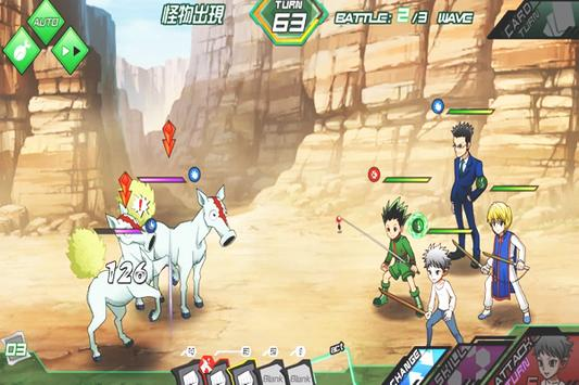 Pro Hunter x Hunter Cheat screenshot 8