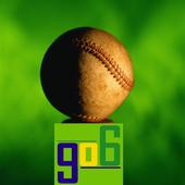 go6 MLB NL Players Quiz Free icon
