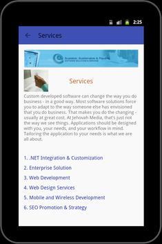 Jehovah Media Inc. apk screenshot