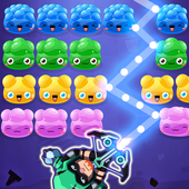 Jelly Bounzy! Physic Pulzze Game icon