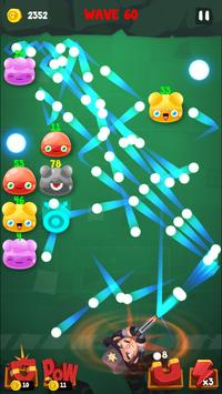 Jelly Bounzy! Physic Pulzze Game poster